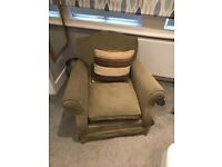 Two Armchairs in perfect condition for sale