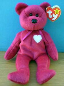 Valentina the St. Valentine's Day Ty Beanie Baby stuffed animal Kitchener / Waterloo Kitchener Area image 1