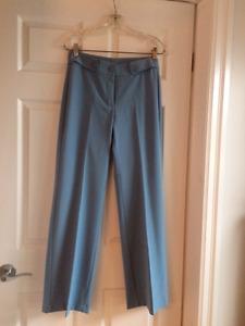 Pantalons femme bleu gris et ou noir