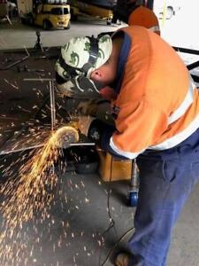 Welding Repairs and Fabrication