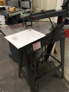 SHOPSMITH  SCROLL SAW with power stand