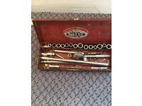 Britool Vintage Socket Set