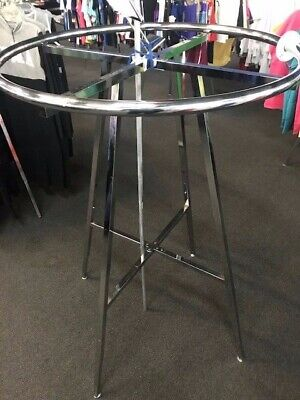 Round Clothing Rack Rack For Clothing Preowned-good Condition-pick Up Only