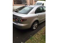MAZDA6 2.0 PETROL AUTOMATIC LOW MILAGE