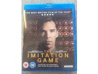 The imitation game Blu Ray