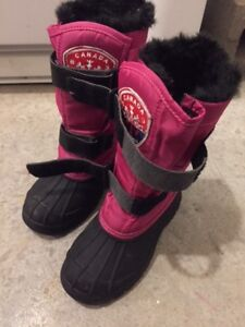 Girls Winter Boots – Size 11 $25