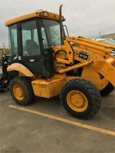 JCB  4wd Wheel Loader 80HP with rear mounted blower