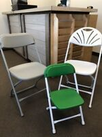 Need Chairs for your Party or Event?
