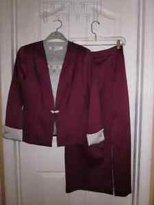Three Piece Designer Evening Suit