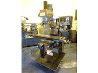 XYZ KRV PRO 3000 CNC 2 AXIS TURRET MILLING MACHINE