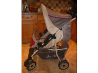 Jeep Stroller/Pushchair