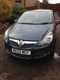 Vauxhall Corsa SXi 1.4 2010 90,000 miles Petrol, Manual, Good for new/young drivers