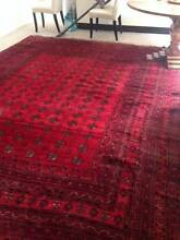 Beautiful, Very large Perfect hand woven Afgan wool Rug Glenwood Blacktown Area Preview