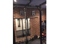 Bodygrip Olympic Power Rack/Cage - Gym/Squat Cage/Rack cable/machine pulley