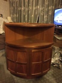 Quadrant Cornet Cabinet by Nathan the Master Crafsman