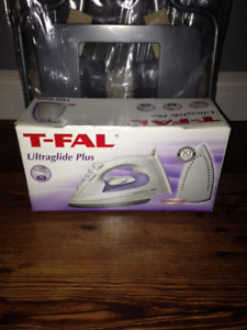 Iron - T-Fal Ultraglide *new*