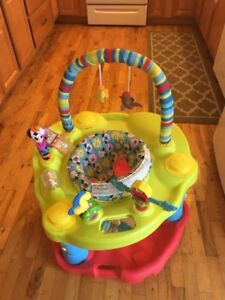 Must go excer saucer for babies