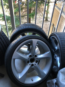 BMW 19 Inch Wheels and Tires