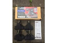 Thule 750 Footpack and 1323 Fitting kit