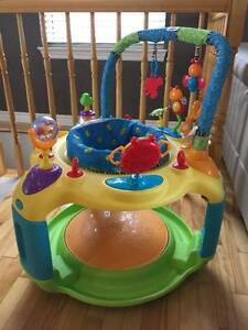 FOR SALE: BABY EXCERSAUCER ASKING $15.00