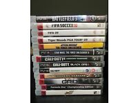 PS3 AND GAMES FOR SALE