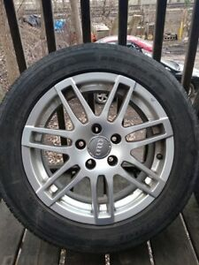 Roues Mags 16 VW Audi