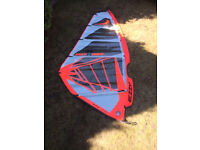 EZZY Wave and Slalom Sails. 3.2, 3.7, 4.2, 4.5, 4.7, 5.2, 5.5