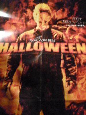 Filmposter 10 Stück Halloween Poseidon Planet Terror u.a. Für Fans Fundgrube