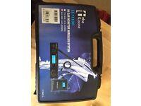 Wireless in ear monitoring - The t.bone IEM 100 - 863 Mhz + Shure SE215 headphones