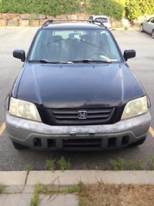 HONDA CRV 2000
