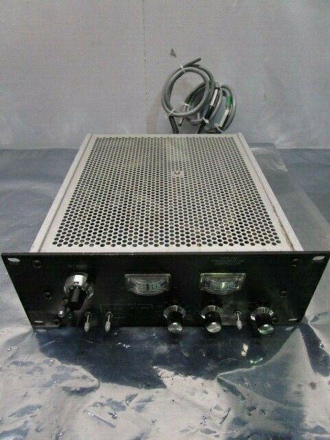 MKS 244C-1-VPO Pressure Flow Controller, Type 244, 101145
