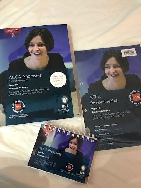 ACCA P3 Practice & Revision Kit, Revision Notes and Passcards | in  Warfield, Berkshire | Gumtree