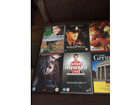 mix of dvds only £1 each