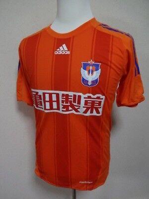 Albirex Niigata 100% Authentic PI Jersey 2008 Home L J-League Good Condition[R1] image