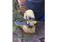 Partner P738 Petrol Chainsaw 35cm bar ~ by MCCULLOCH