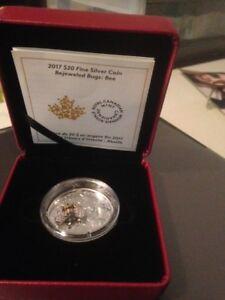 2017-Canada -Bejeweled Bug -Bee $ 20.00