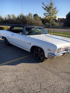 1966 Chevy Impala Convertible