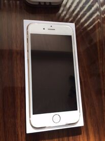 Apple Iphone 6 gold 126gb unlocked to all networks faulty