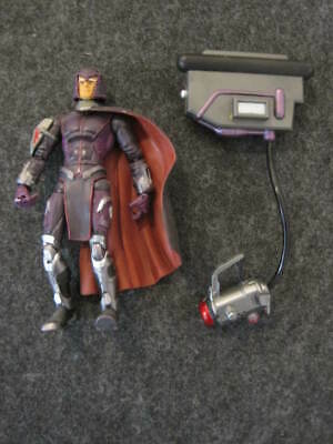 "Marvel Legends 6"" AF X-Men Magneto Electro Magnetic Action Hasbro ToyBiz"