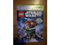XBOX 360 - LEGO Star Wars 3 : The Clone Wars