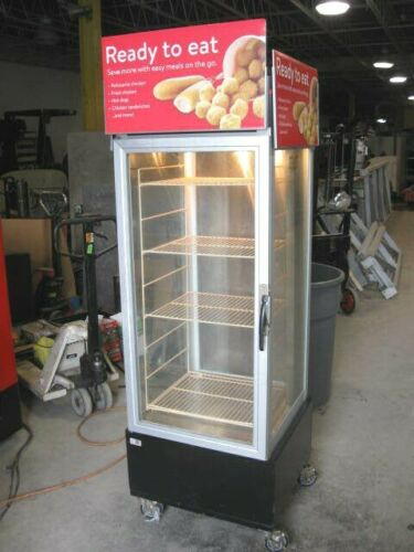HATCO PFST-1x Tall Dry Pizza Warmer Dry Holding Cabinet