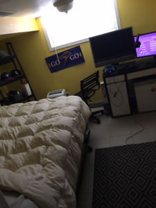 Room for sublet May 1st - August 31st