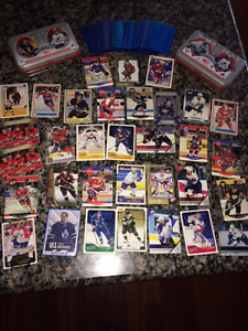Hockey Card Collection with Collector Tins & MORE!