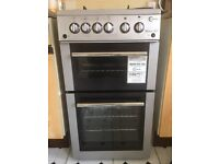 Gas cooker with electric grill and electric oven