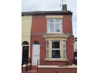 2 bedroom terraced house- Liverpool 7 Cliff Street- VIEW NOW!