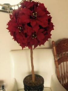 Decorative floral pot stand - very nice