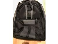Targus laptop bag - black