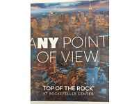 5 ADULT TICKETS TO VISIT TOP OF THE ROCK AT THE ROCKEFELLER CENTER - NEW YORK - FAST TRACK TICKETS