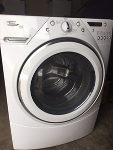 USED FRONT LOAD WASHER