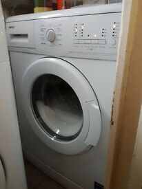 Beko washing machine - new condition
